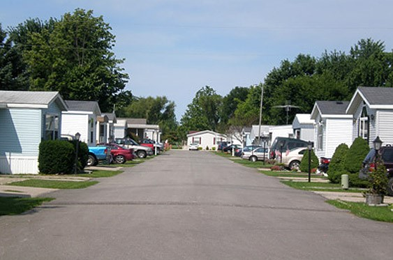 PAVED STREETS (8)